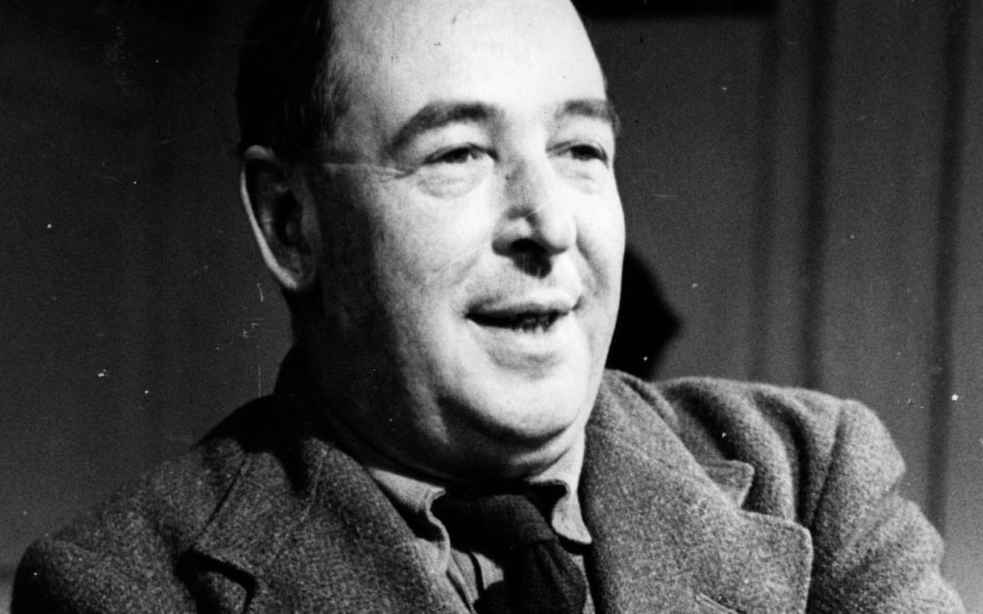 C.S. Lewis Quote on Beginnings & Endings