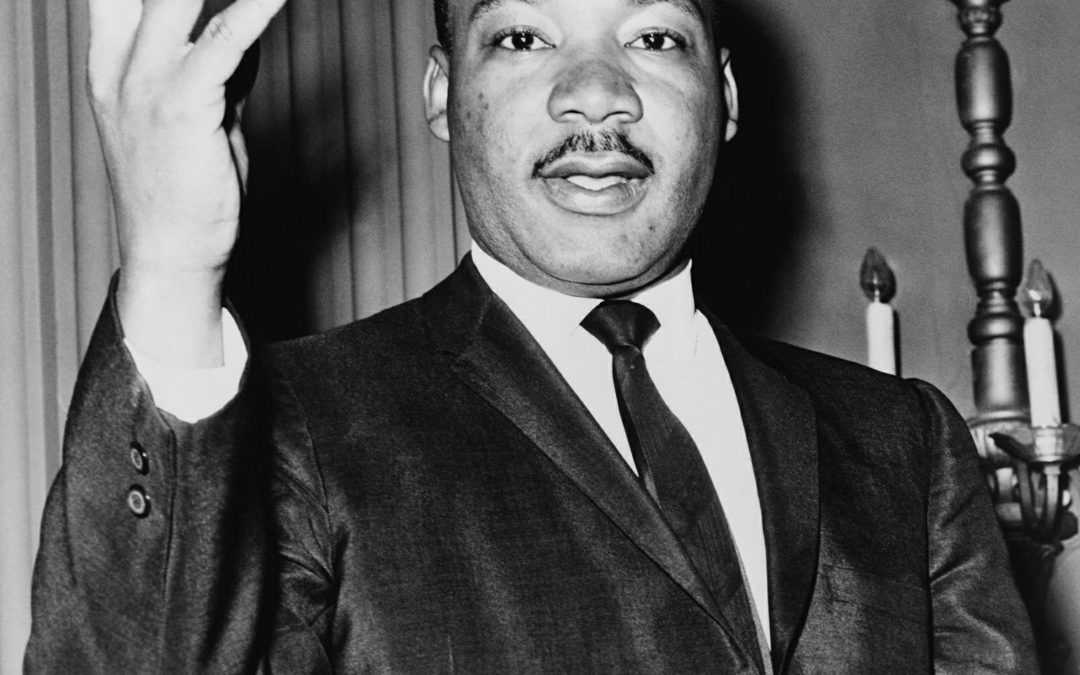 What if Martin Luther King had yet another dream?
